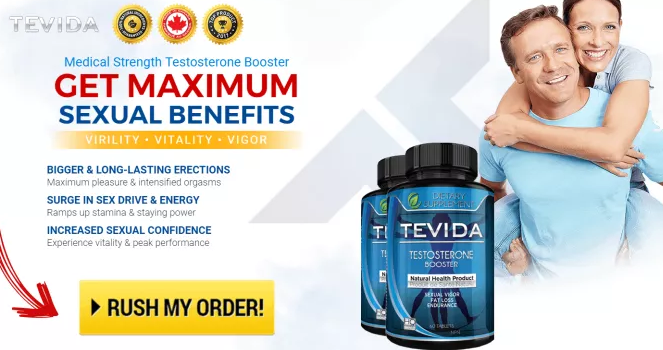 Tevida Male Enhancement Pills Reviews,Benefits,Cost & Side Effects