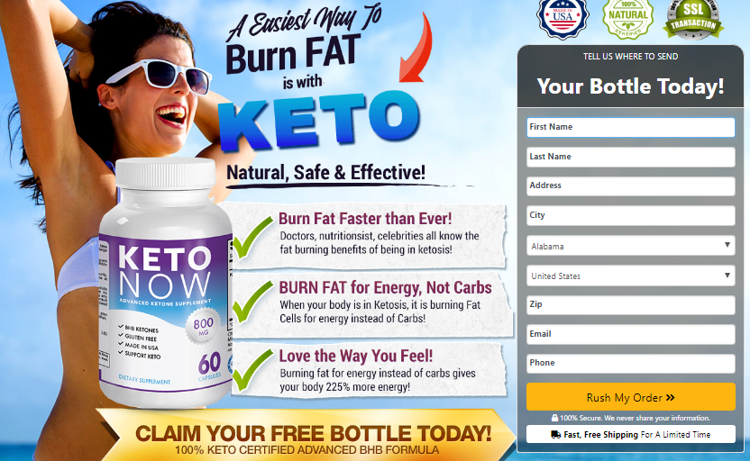 keto now - overview