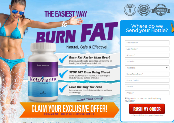 Keto Viante Diet REVIEWS [UPDATED] – SCAM or a LEGIT Deal?