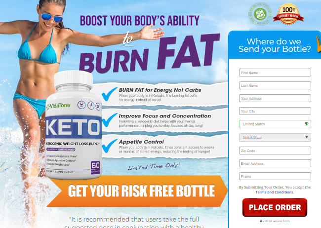 Do Not Buy * Keto VIV * Read Side Effects, Reviews, Cost