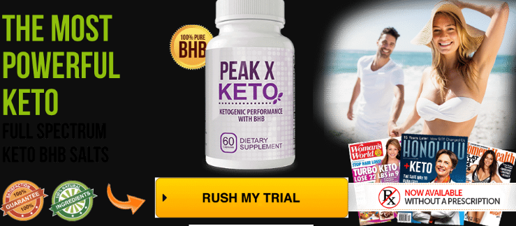 peak x keto - reviews