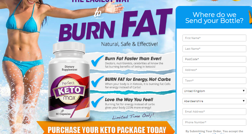 perfect keto max - review