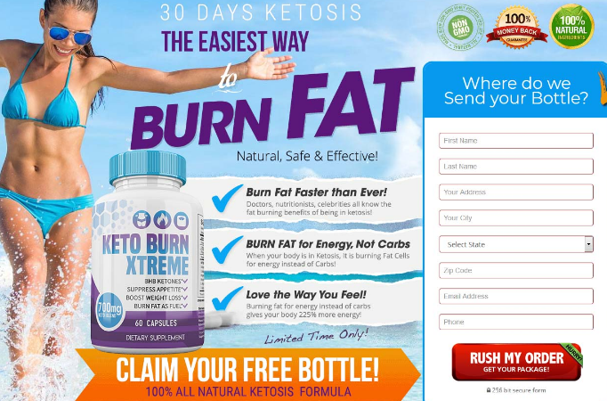 Do Not Buy * Keto Burn Extreme * Read Side Effects, Reviews, Cost