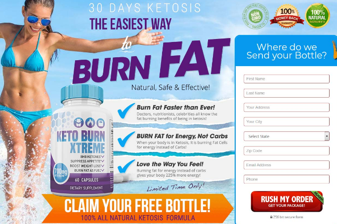Keto Burn Extreme- reviews