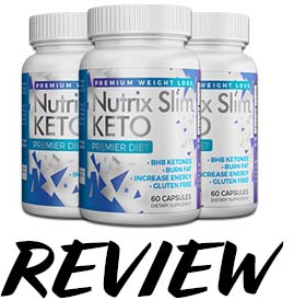 nutrix slim keto - overview