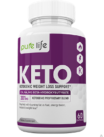 Pure Life Keto-featured