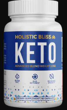 HOLISTIC BLISS KETO - featured