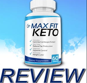 max fit keto - reviews