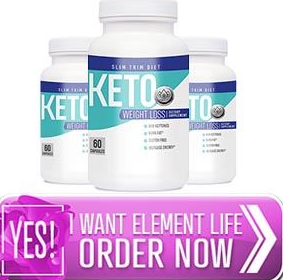 Element Life Keto - reviews