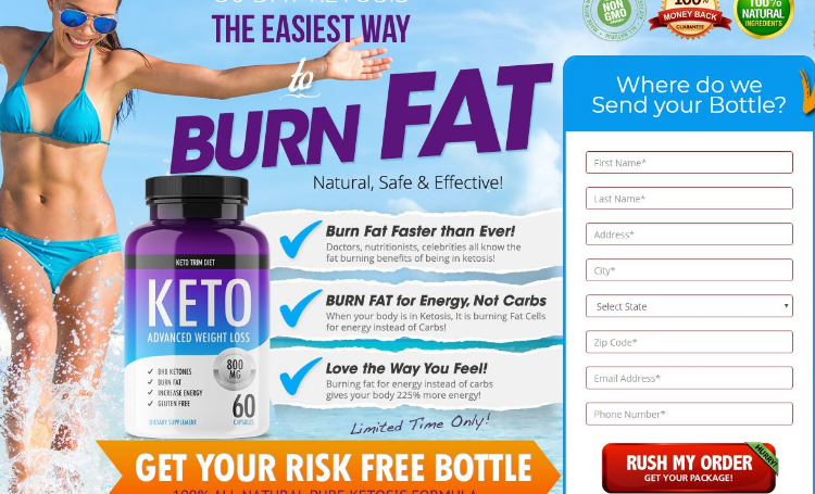Keto Rapid Max Pure - Buy