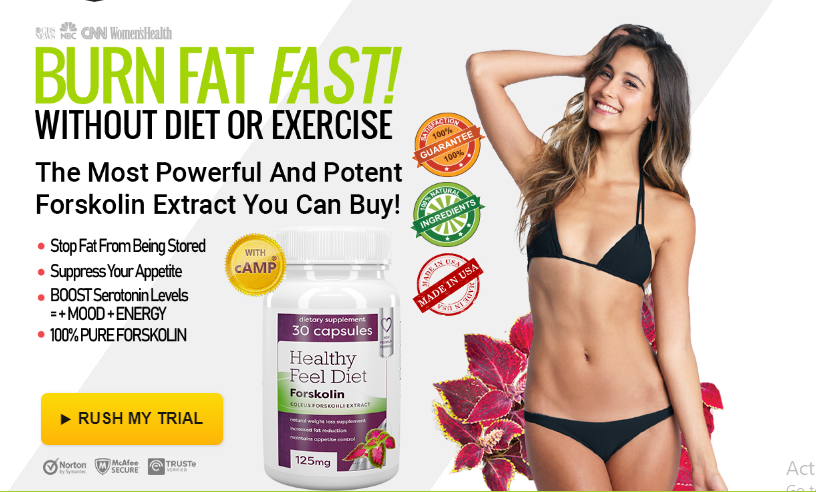healthy feel diet - Trial USA