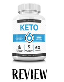 Keto 6 Weight Loss Pills: Updated Reviews , Benefits, Price & Buy!