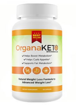 organa keto - weight loss offer