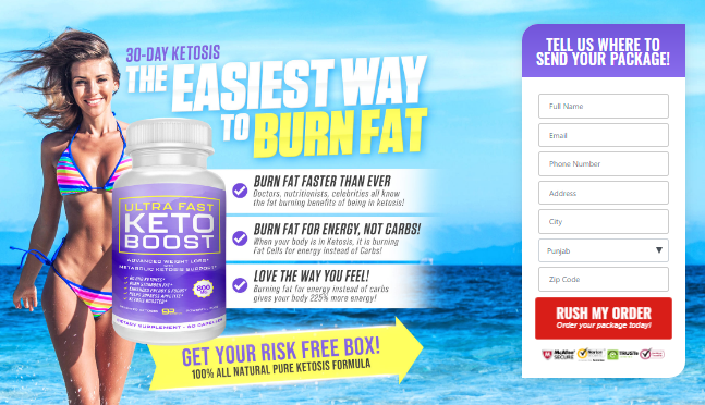 Ultra Fast Keto Boost – The Diet Pill For Weight Loss Success? | Review