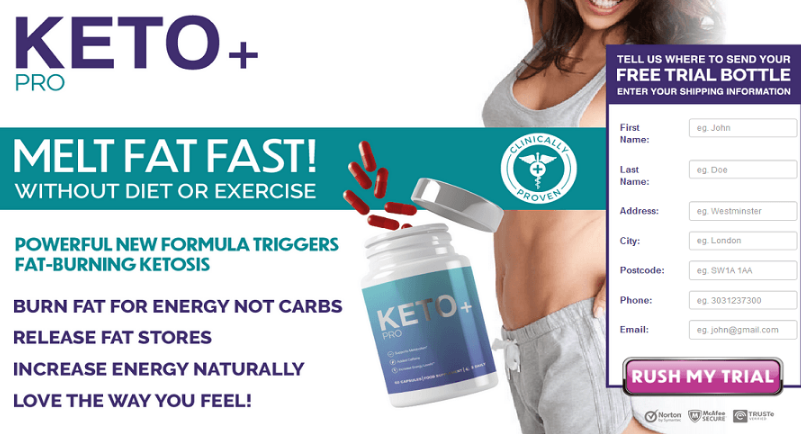 keto pro plus - Ingredients