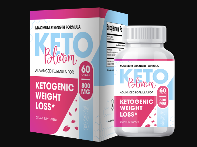 keto bloom - official