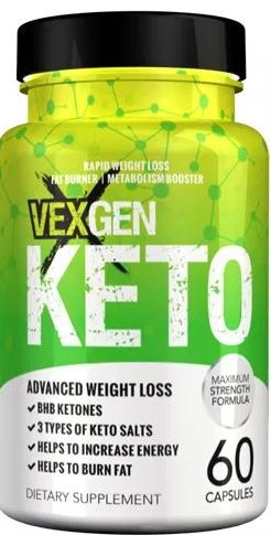 Vexgen Keto - reviews