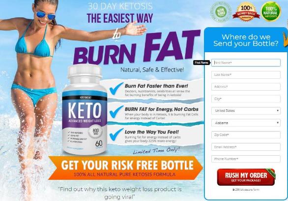 Keto Tone fr - perte de poids
